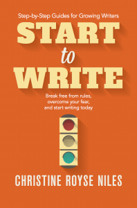 Start to Write Cover